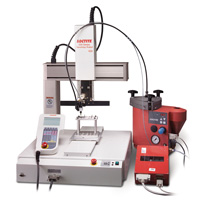 Loctite 503 Benchtop Robot, 510 mm x 510 mm x 150 mm, 3 axis, 110V, CE Rated